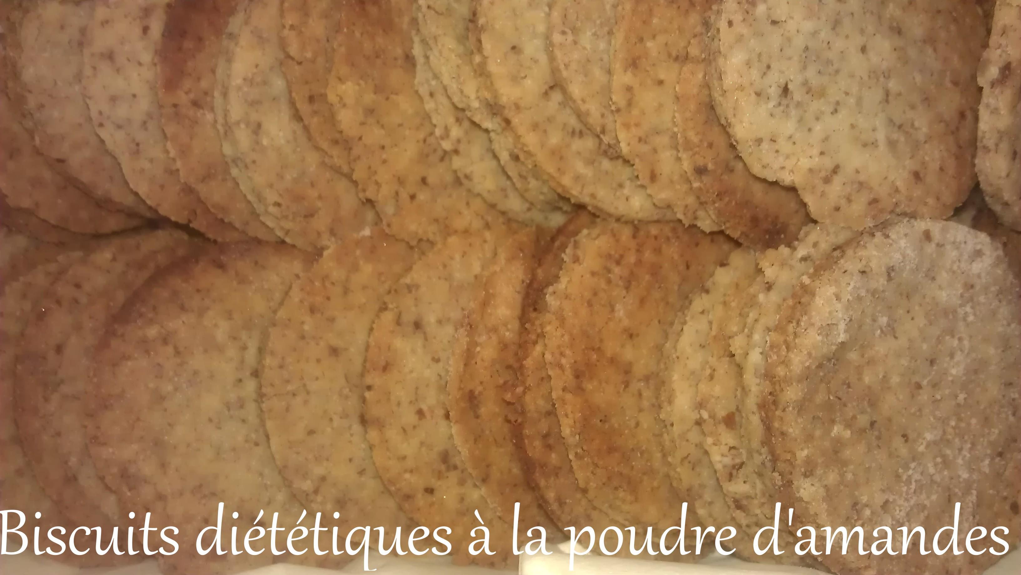 Gut gemocht biscuits lights et diététiques faits maison TO89